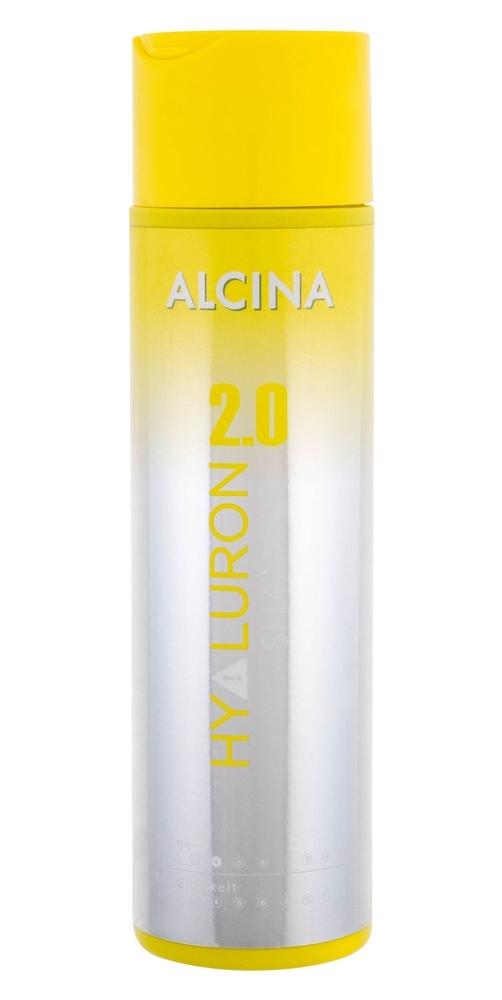 Alcina Hyaluron 2.0 Shampoo 250ml (Heat Protection - Damaged Hair - Dry Hair)