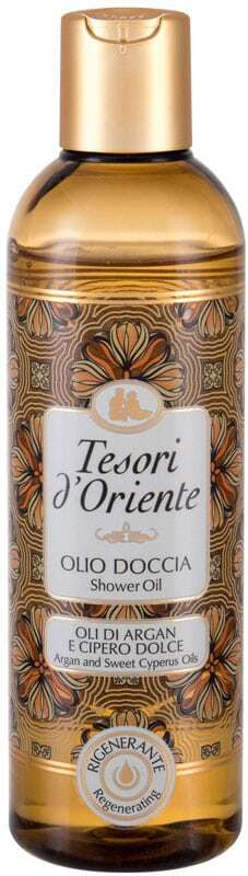 Tesori D´oriente Argan Oil Shower Oil 250ml