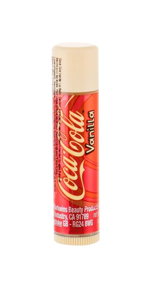 Lip Smacker Coca-cola Lip Balm 4gr Vanilla (For All Ages)