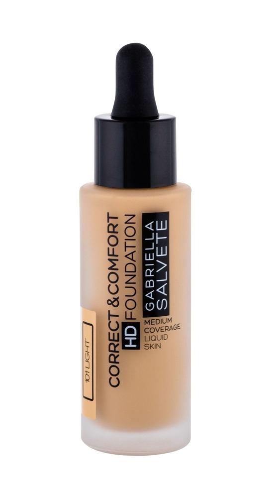 Gabriella Salvete Correct Comfort Makeup 29ml 101 Light