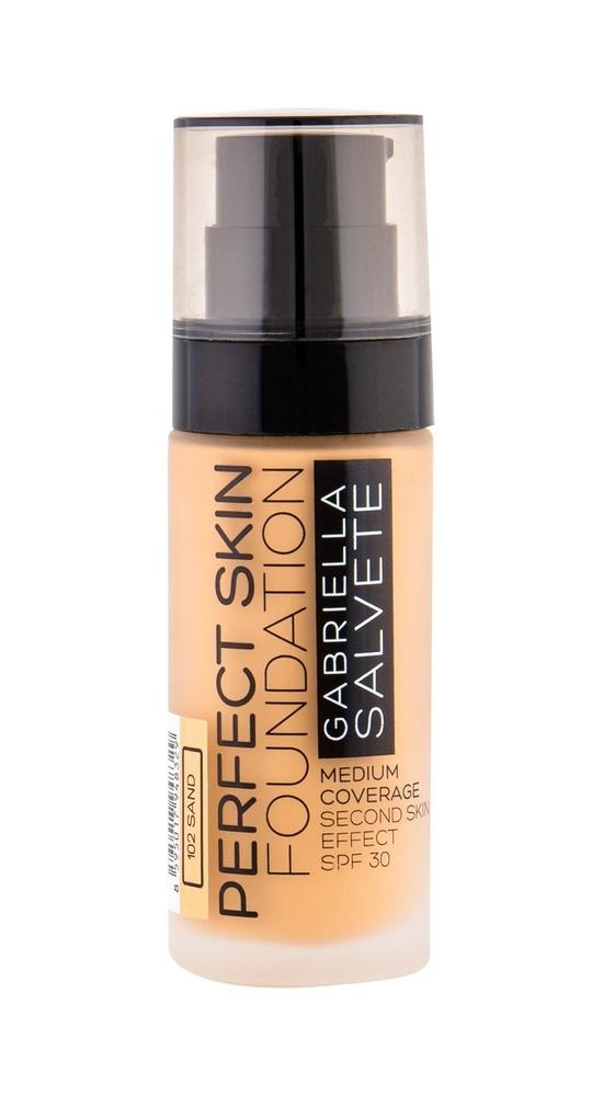 Gabriella Salvete Perfect Skin Makeup 30ml Spf30 102 Sand