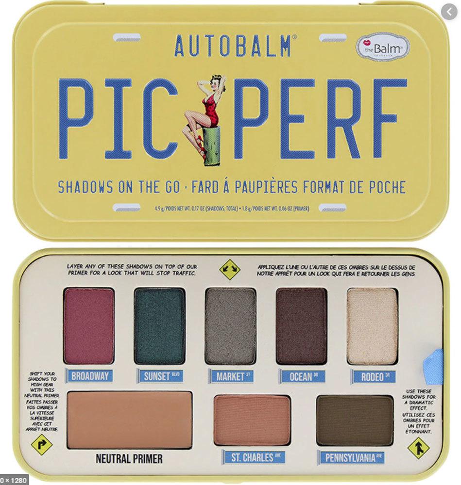 Thebalm Autobalm Pic Perf Eye Shadow 4,9gr