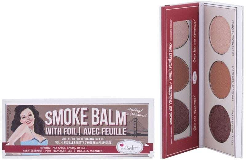 Thebalm Smoke Balm Eye Shadow 7,2gr