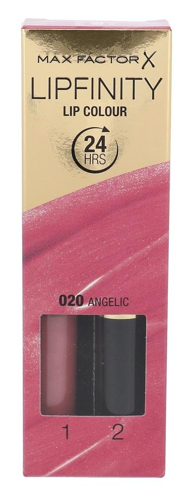 Max Factor Lipfinity Lip Colour Lipstick 4,2gr 020 Angelic (Glossy)