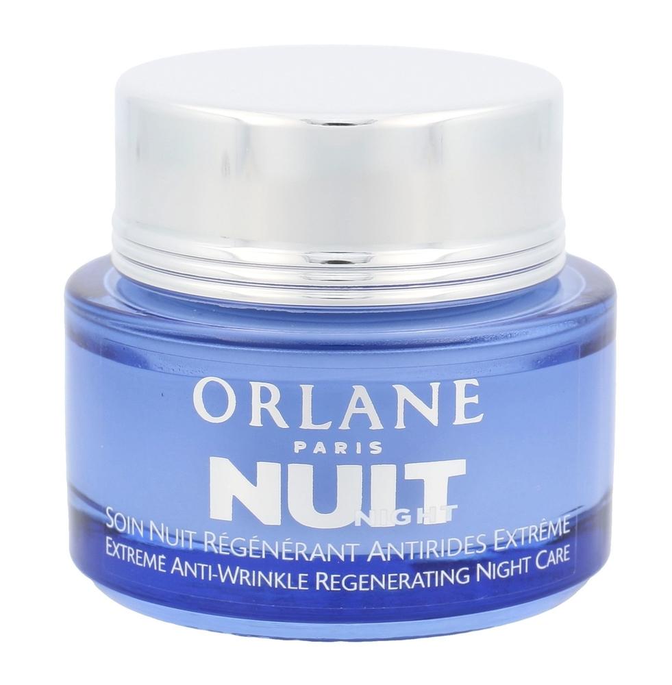 Orlane Extreme Line-reducing Extreme Anti-wrinkle Regenerating Night Care Night Skin Cream 50ml (Wrinkles - All Skin Types)