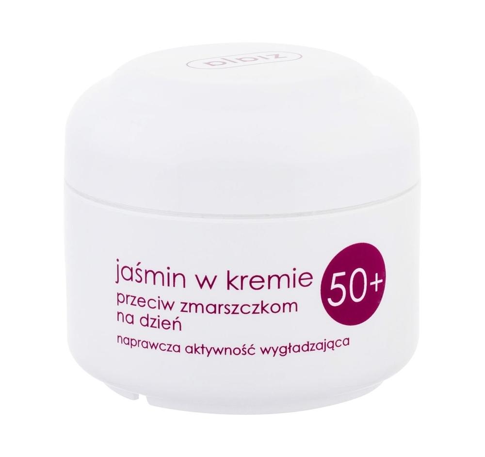 Ziaja Jasmine Night Skin Cream 50ml Spf6 (All Skin Types - Mature Skin)