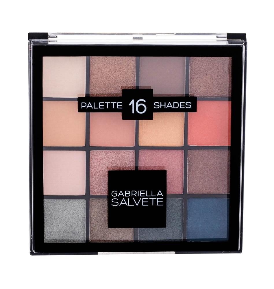 Gabriella Salvete Palette 16 Shades Eye Shadow 20,8gr