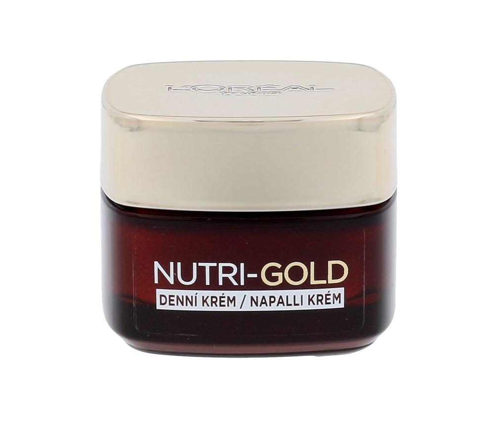 L/oreal Paris Nutri-gold Day Cream 50ml (Wrinkles - All Skin Types)