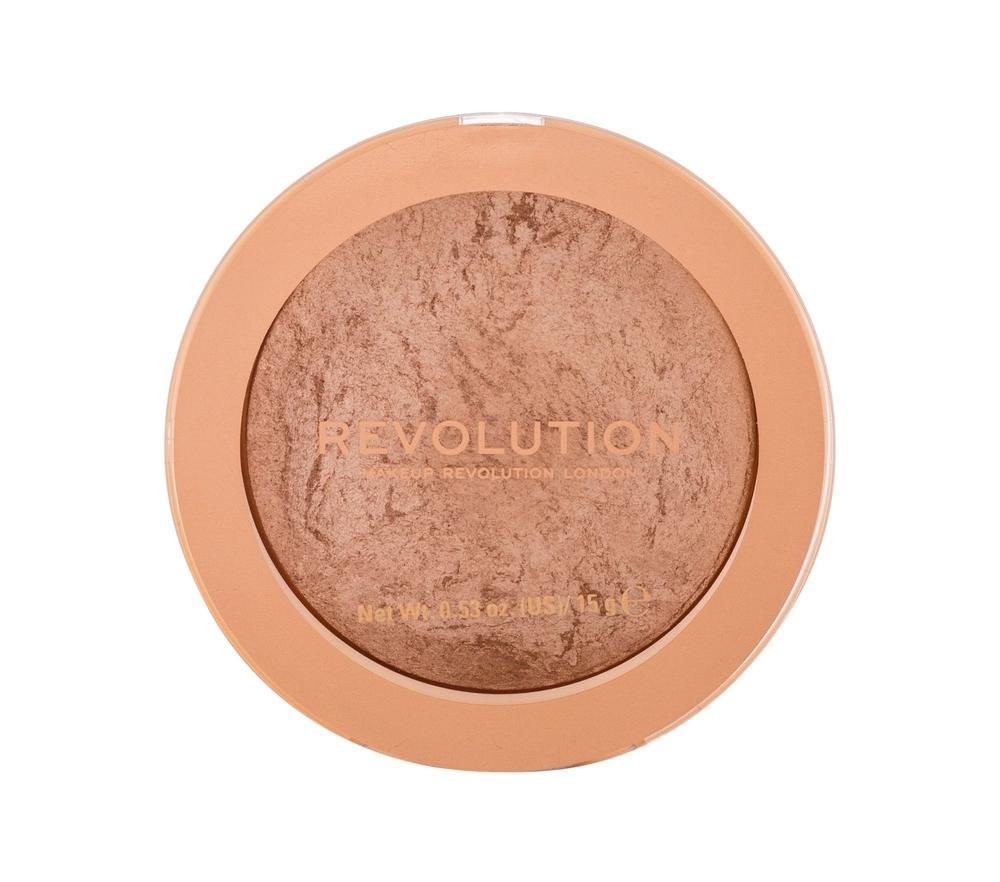 Makeup Revolution London Re-loaded Bronzer 15gr Holiday Romance