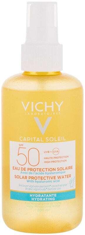 Vichy Capital Soleil Solar Protective Water SPF50 Sun Body Lotion 200ml