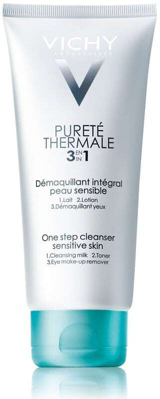 Vichy Purete Thermale 3 in 1 Face Cleansers 200ml (Alcohol Free)