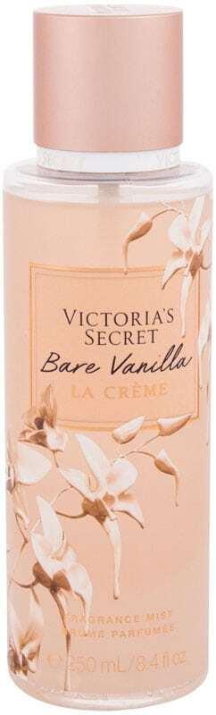 Victoria´s Secret Bare Vanilla La Creme Body Spray 250ml Damaged Flacon