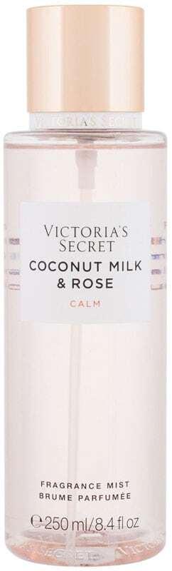 Victoria´s Secret Coconut Milk & Rose Calm Body Spray 250ml Damaged Flacon