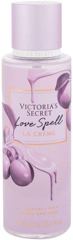 Victoria´s Secret Love Spell La Creme Body Spray 250ml Damaged Flacon