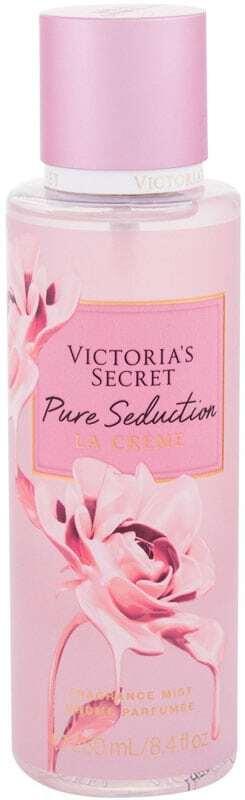 Victoria´s Secret Pure Seduction La Creme Body Spray 250ml Damaged Flacon