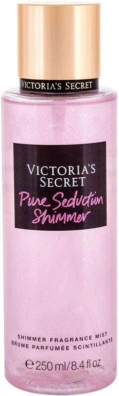 Victoria´s Secret Pure Seduction Shimmer Body Spray 250ml Damaged Flacon