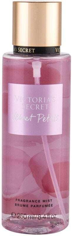 Victoria´s Secret Velvet Petals Body Spray 250ml Damaged Flacon
