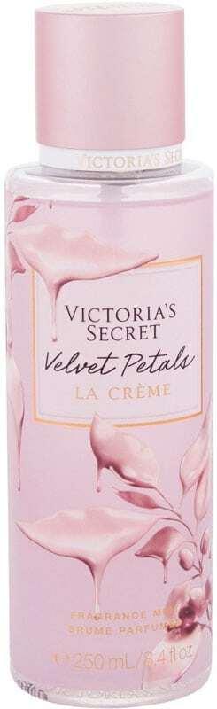 Victoria´s Secret Velvet Petals La Creme Body Spray 250ml Damaged Flacon