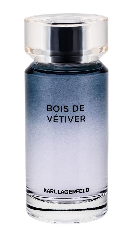 Karl Lagerfeld Les Parfums Matieres Bois De Vetiver Eau De Toilette 100ml