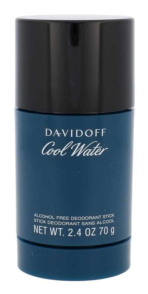 Davidoff Cool Water Deodorant 75ml Alcohol Free (Deostick)