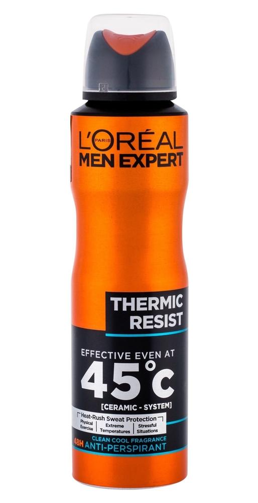 L/oreal Paris Men Expert Thermic Resist Antiperspirant 150ml 45°c (Deo Spray)