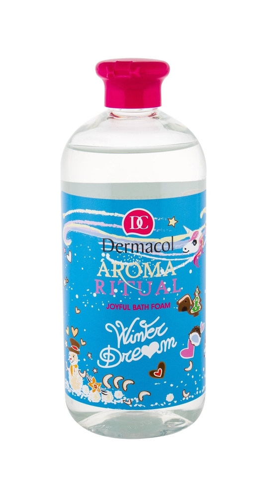 Dermacol Aroma Ritual Winter Dream Bath Foam 500ml
