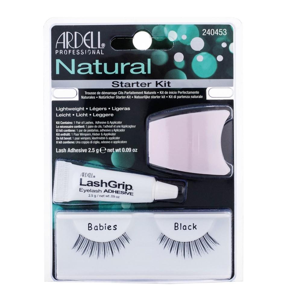 Ardell Natural Babies False Eyelashes 1pc Black