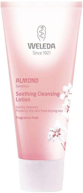 Weleda Almond Soothing Cleansing Milk 75ml (Bio Natural Product)