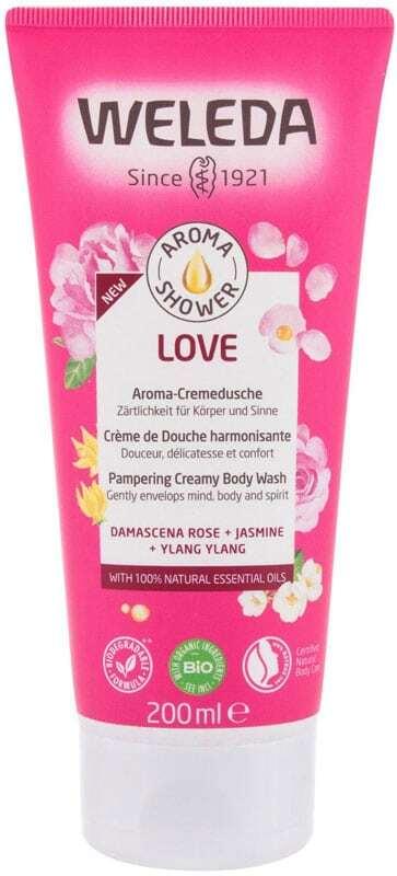 Weleda Aroma Shower Love Shower Cream 200ml (Bio Natural Product)