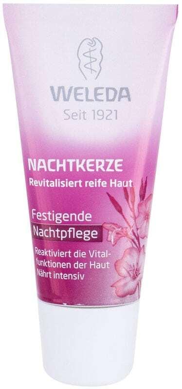 Weleda Evening Primrose Anti-Age Night Skin Cream 30ml (Bio Natural Product - Mature Skin)