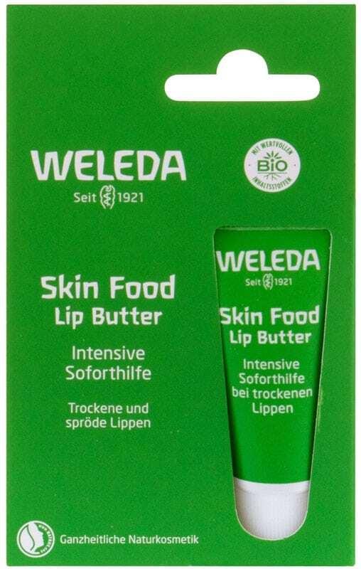 Weleda Skin Food Lip Balm 8ml (Bio Natural Product)