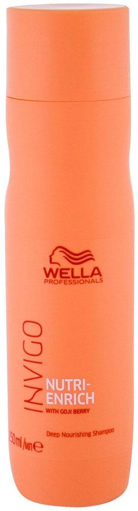 Wella Professionals Invigo Nutri-Enrich Shampoo 250ml (All Hair Types)