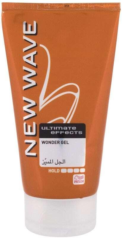 Wella New Wave Wonder Gel Hair Gel 150ml (Strong Fixation)
