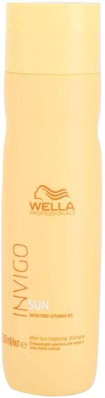 Wella Professionals Invigo Sun After Sun Cleansing Shampoo 250ml (All Hair Types)