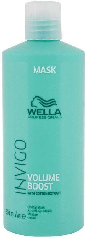 Wella Professionals Invigo Volume Boost Hair Mask 500ml (All Hair Types)