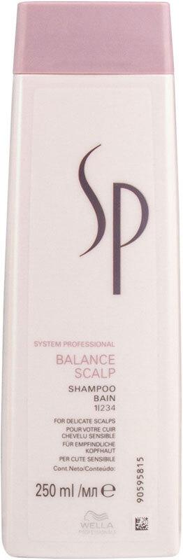 Wella Professionals SP Balance Scalp Shampoo 250ml (Anti Hair Loss)