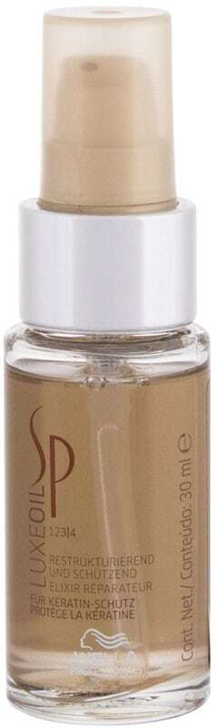 Wella Professionals SP Luxeoil Reconstructive Elixir Hair Oils and Serum 30ml (All Hair Types)