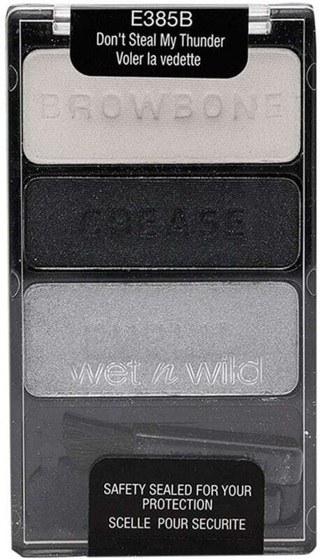 Wet N Wild Color Icon Eyeshadow Trio Don' t Steal My Thunder 3,5gr 385