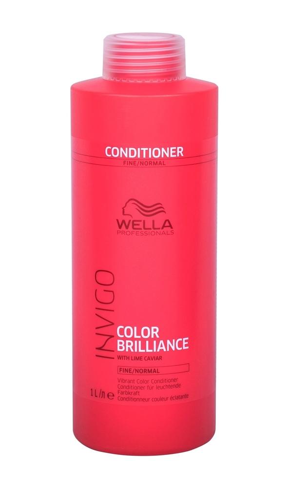 Wella Wpc Invigo Brilliance Fine Hair Conditioner 1l