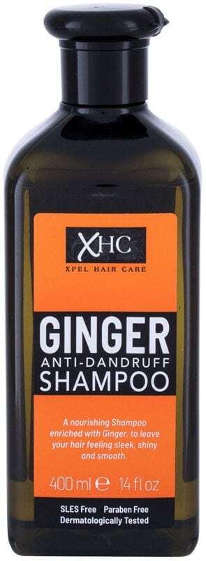 Xpel Ginger Shampoo 400ml (Dandruff - All Hair Types)