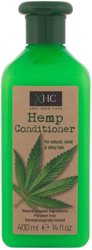 Xpel Hemp Conditioner 400ml (Bio Natural Product - All Hair Types)