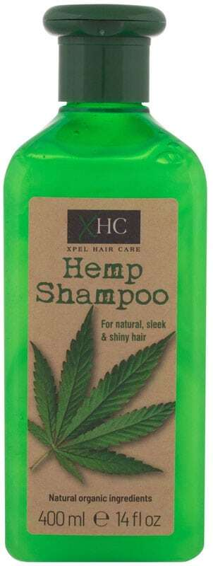 Xpel Hemp Shampoo 400ml (Bio Natural Product - All Hair Types)