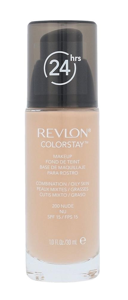 Revlon Colorstay Combination Oily Skin Makeup 30ml 200 Nude