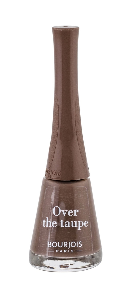 Bourjois Paris 1 Second Nail Polish 9ml 03 Over The Taupe