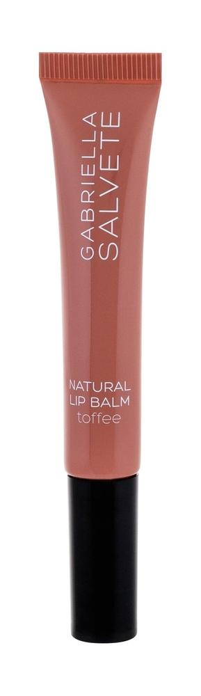 Gabriella Salvete Natural Lip Balm Lip Balm 9ml 04 Toffee (For All Ages)
