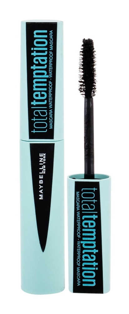 Maybelline Total Temptation Mascara 9,4ml Waterproof Black