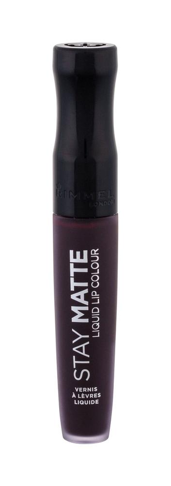 Rimmel London Stay Matte Lipstick 5,5ml 870 Damn Hot (Matt)
