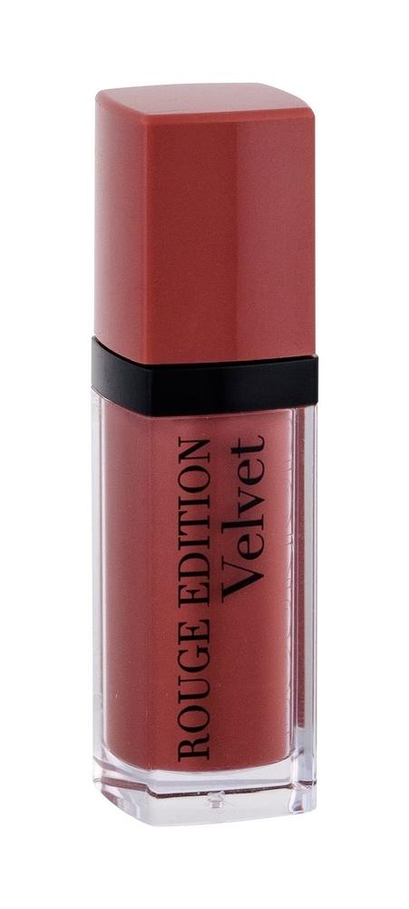 Bourjois Paris Rouge Edition Velvet Lipstick 7,7ml 29 Nude York (Matt)
