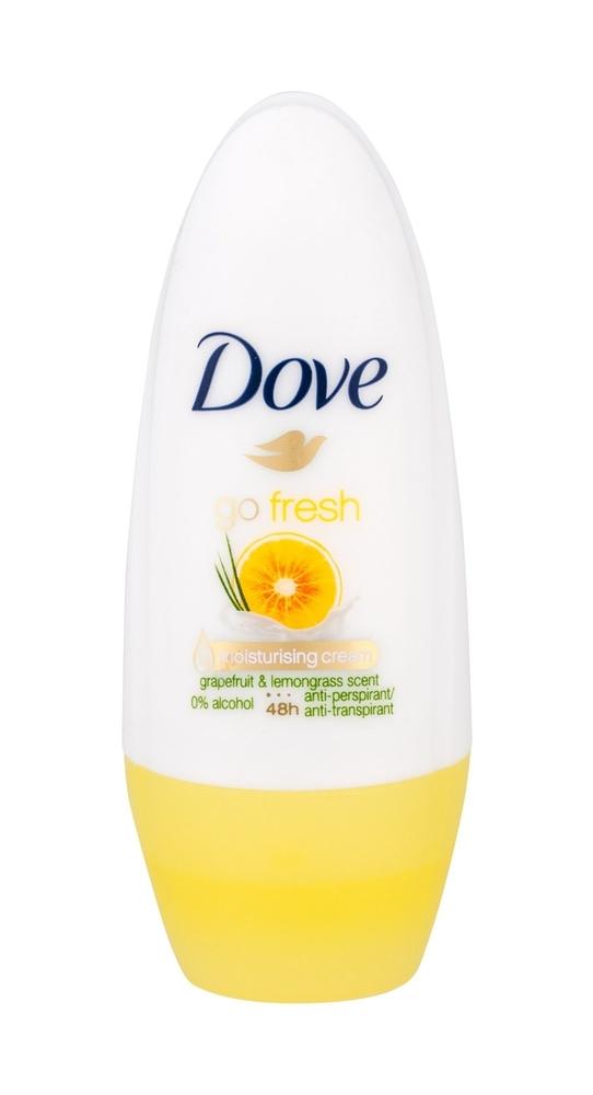 Dove Go Fresh Grapefruit Antiperspirant 50ml Alcohol Free 48h (Roll-on)