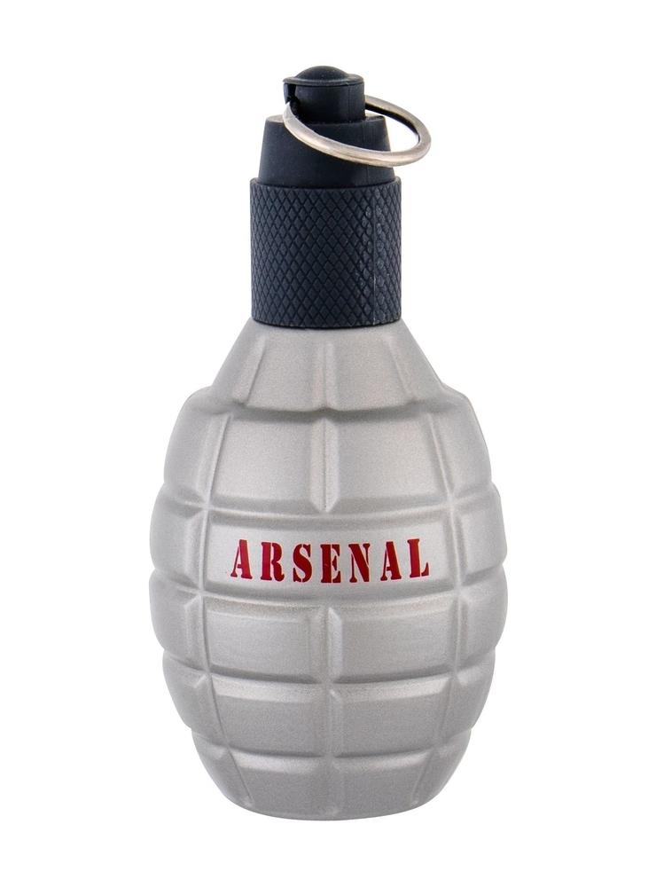 Gilles Cantuel Arsenal Grey Eau De Parfum 100ml